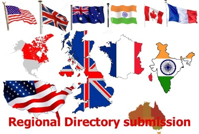 Submit your website in 30 Local or regional directories