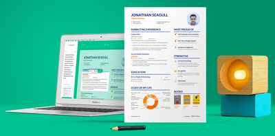 Create a Professional CV/Resume for you