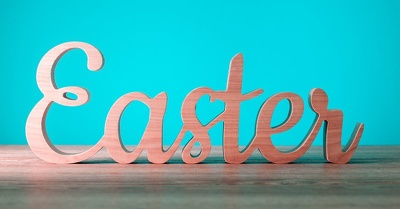 Send your EASTER greetings from your social media accounts