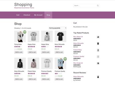 Quick Wordpress woo commerce Online store Setup