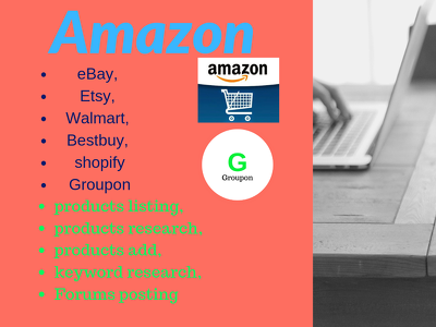 Create SEO Product Listing to Amazon Handmade