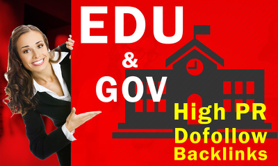 Provide USA BASED EDU GOV Authority Backlinks