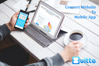 convert your website to webview Android and iOS app