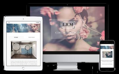 Design & develop SEO friendly, responsive, fast business website