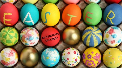 Translate your CV from French into English - EASTER OFFER -