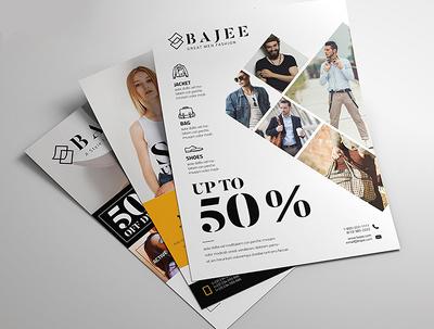 Premium flyer design
