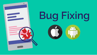 fix Android/ iOS App Bugs