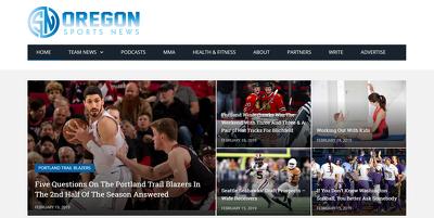 Place Sports Guest Post On Oregonsportsnews.com - DA 41 Dofollow