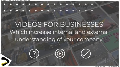 Create a corporate video in the North West UK