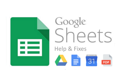 Help fix your Google Sheets issue