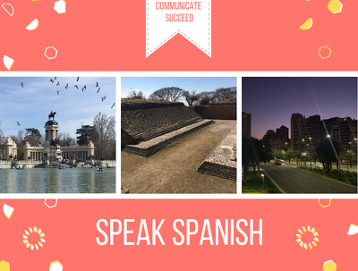 Deliver one-to-one Spanish language training for one hour