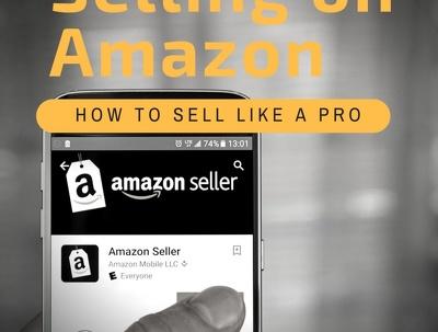 amazon Expert 1 hr Virtual consultation for Amazon seller.