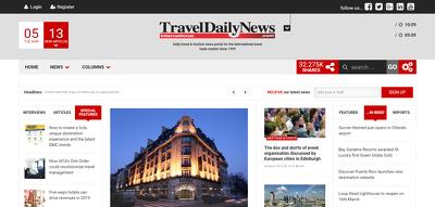 Publish Guest Post on TravelDailyNews – TravelDailyNews.com