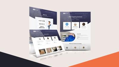 Develop and Design SEO Ready WordPress Website