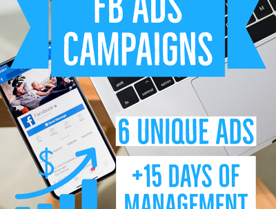 Create & Manage a TARGETED Facebook Ad Campaign (2 Ads) PPC