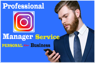Professionally grow and manage your instagram	7days