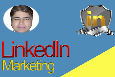Set up marketing campaign at linkedIn