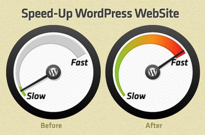 Speed up your Wordpress/ Woocommerce website