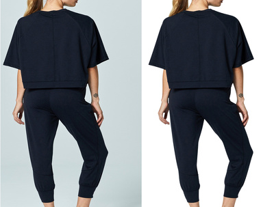 Clipping path background Remove for 50 image