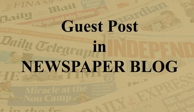 Guest post from DA 75 PA 68 and MT 8/10 Newspaper Website