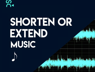 Shorten or extend your music