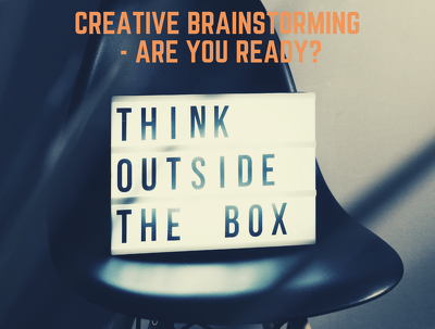 Creative Brainstorming 90 mins (incl. FREE 30 mins)