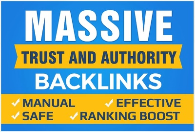 Boost Your Google SEO With Manual High Authority LinkBuilding