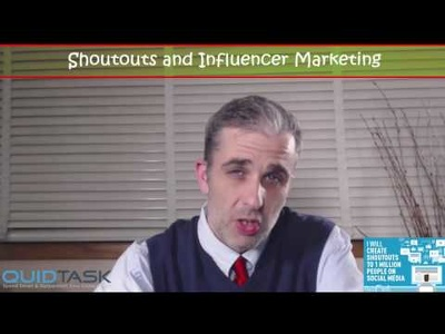 PROMOTE YOURSELF WITH 50 ORGANIC SHOUTOUTS TO +500,000 PEOPLE