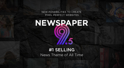 Install NewsPaper Theme As Demo Without Deleting Any Old Content