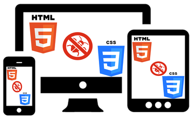 Create Responsive Html, CSS or bootstrap Page