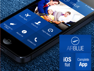 Design Mobile Application UI Design iOS / Android