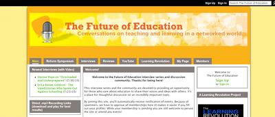 Guest post on futureofeducation.com DA67 PA53 Education niche