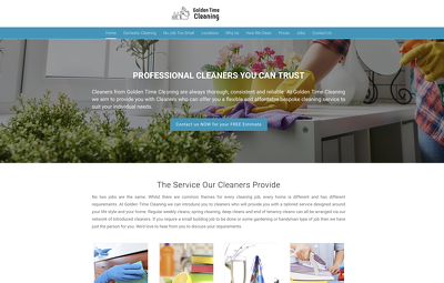 Create a fully responsive, weebly website