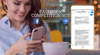 Create a thumb-stopping Facebook Competition for you