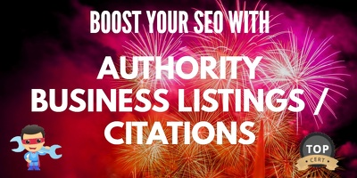 100 premium SEO Directory Citation Links To BOOST Your SEO