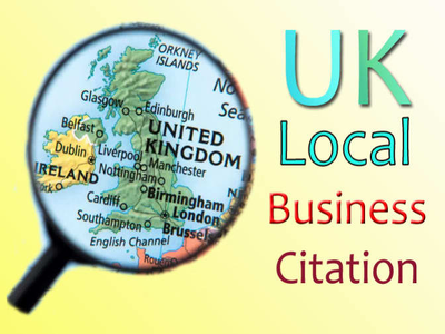 Citation your business on 10 uk local business directories