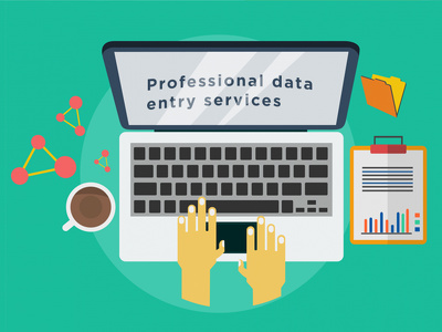 Do data entry work of any kind for 1 hour