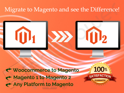 Migrate to Magento and configure the themes