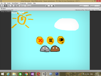 Make a 2D games by unity & kids games
