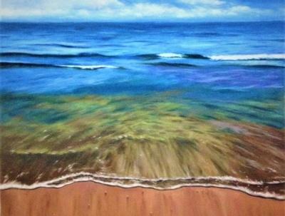 Create a custom oil painting on canvas