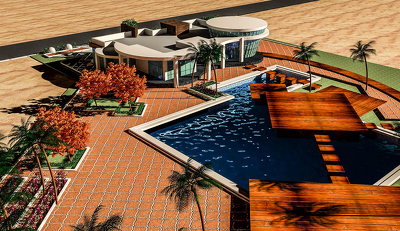 Exterior design for your project