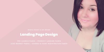 ☆ Stunning WordPress landing page design - Mobile Ready