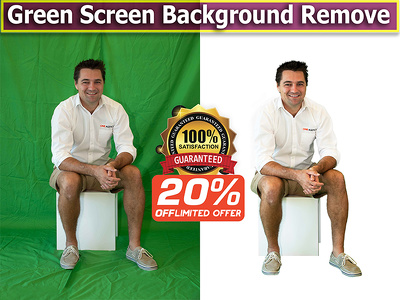 Green Screen Background Remove