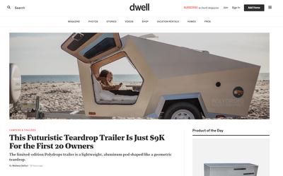 Dofollow Guest Post On Dwell.com - Dwell DA79, DR81
