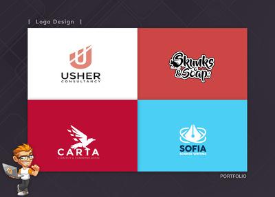 Design a minimalistic logo