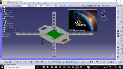 Prepare mechanical 3D models,assembly in Catia & Solidedge