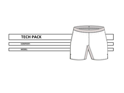 Make a tech pack for production