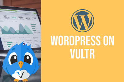 Setup Wordpress Server With Free Cpanel Alternative On Vultr