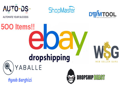 Find and listing 100 hot selling product for your ebay store