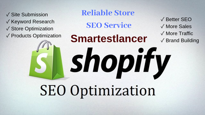 Do Onpage SEO of Your Shopify Store